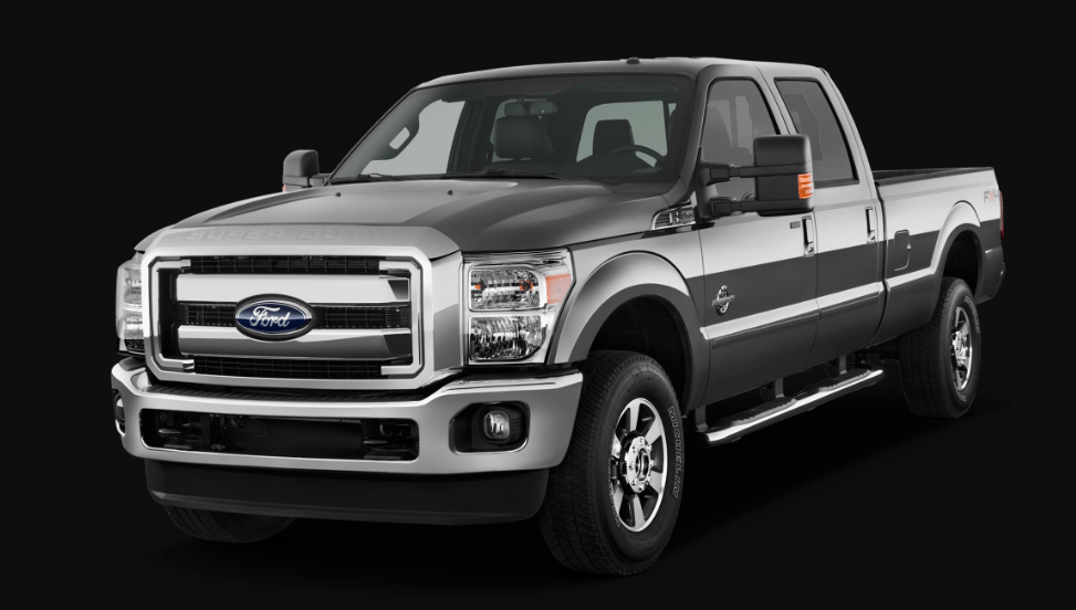 2014 Ford F-350 Concept and Owners Manual