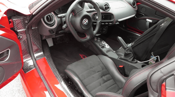 2015 Alfa Romeo 4C Interior and Redesign