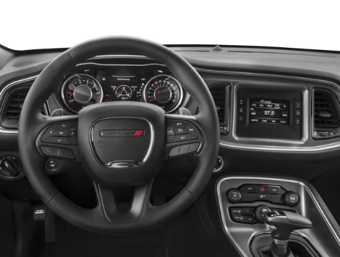 2015 Dodge Challenger Interior and Redesign