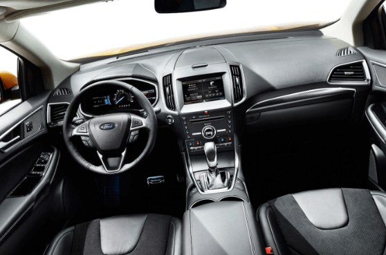 2015 Ford Edge Interior and Redesign