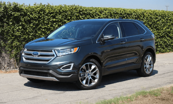 2015 Ford Edge Owners Manual and Concept