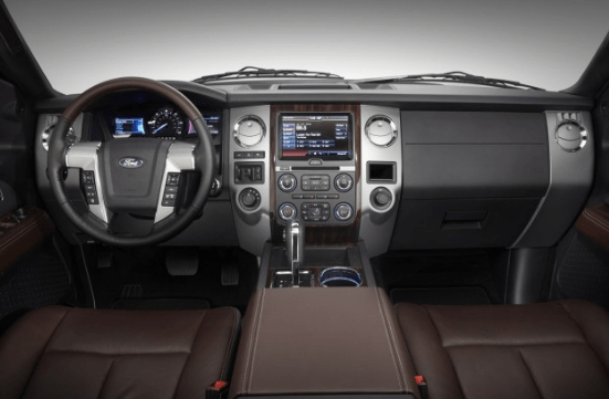 2015 Ford Expedition Interior and Redesign