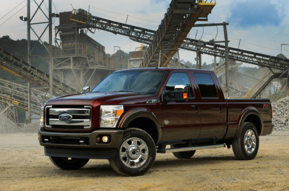 2015 Ford F-250 Owners Manual and Concept