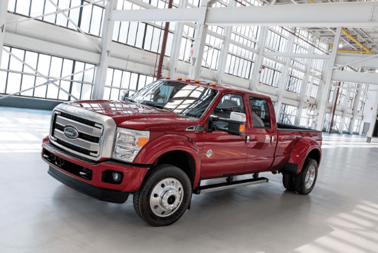 2015 Ford F-450 Owners Manual and Concept