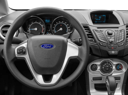 2015 Ford Fiesta Interior and Redesign