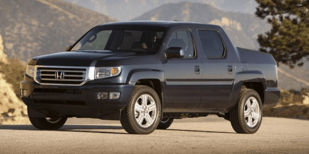 2015 Honda Ridgeline Owners Manual and Concept