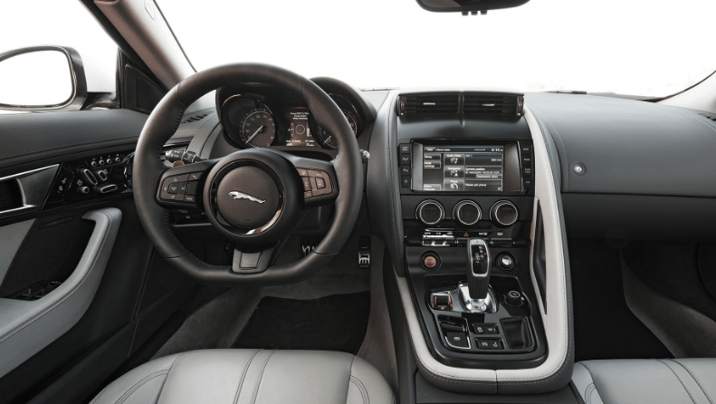 2015 Jaguar F-Type Interior and Redesign