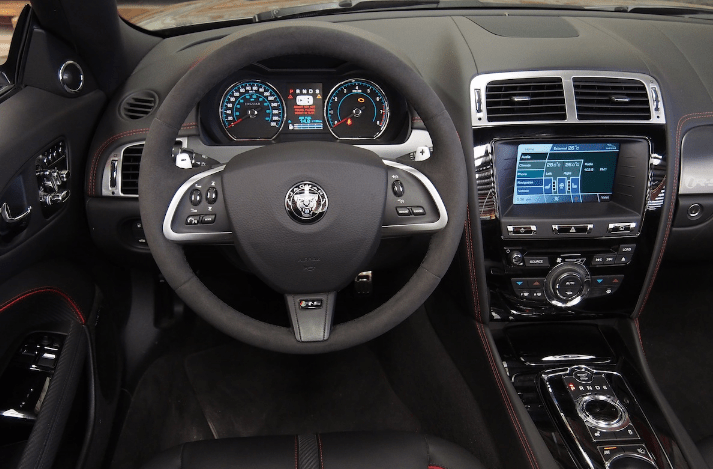 2015 Jaguar XK Interior and Redesign