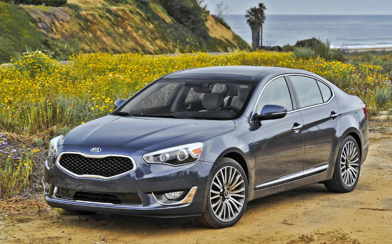 2015 Kia Cadenza Concept and Owners Manual