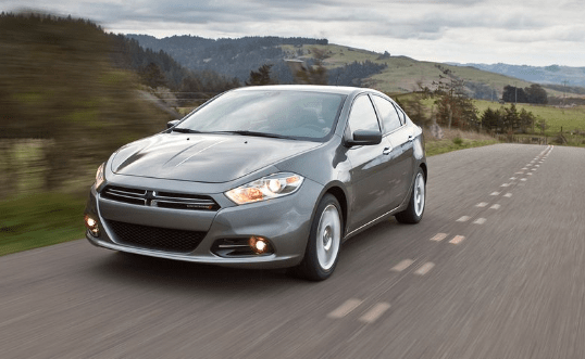 2016 Dodge Dart Owners Manual and Concept