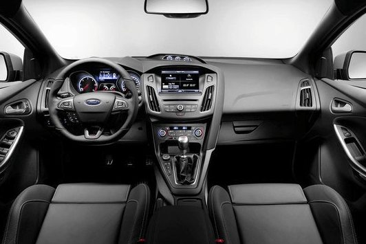 2016 Ford Focus ST Interior and Redesign