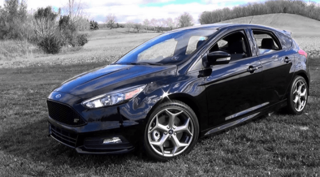 2016 Ford Focus ST Owners Manual and Concept