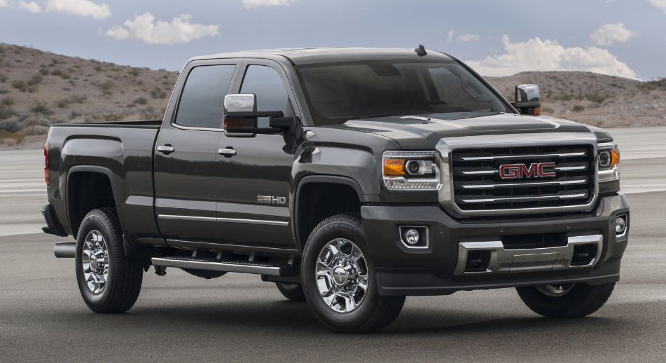 2016 GMC Sierra 3500 Concept and Owners Manual