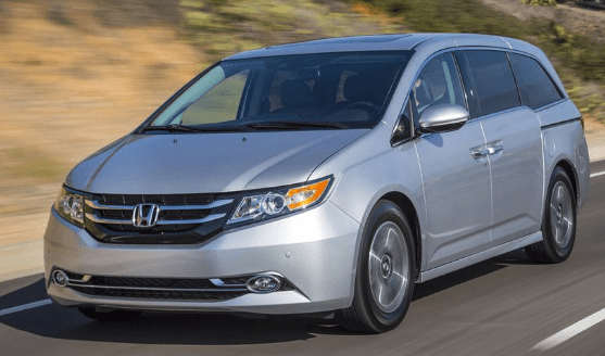 2016 Honda Odyssey Owners Manual and Concept