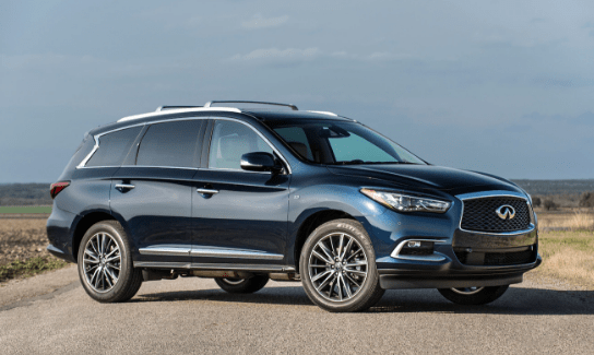 2016 Infiniti QX60 Owners Manual and Concept