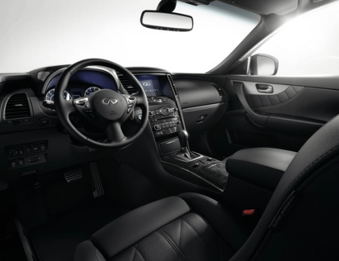 2016 Infiniti QX70 Interior and Redesign