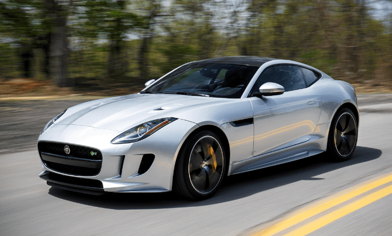 2016 Jaguar F-Type Concept and Owners Manual