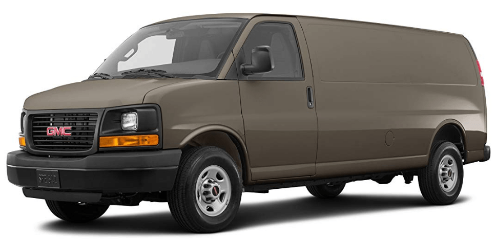 2017 GMC Savana 3500 Concept and Owners Manual