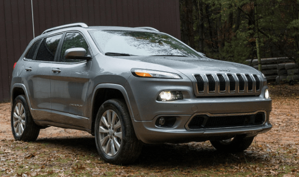 2017 Jeep Cherokee Owners Manual and Concept