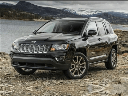 2017 Jeep Compass X Owners Manual and Concept