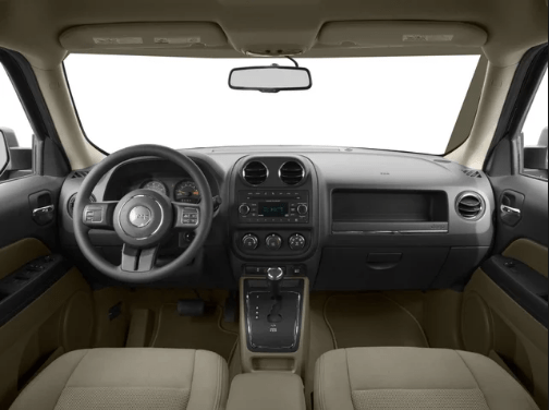 2017 Jeep Patriot Interior and Redesign