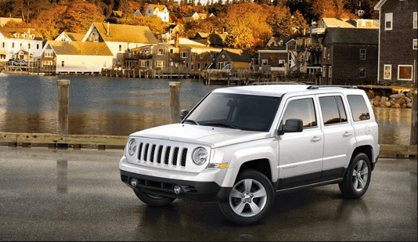 2017 Jeep Patriot Owners Manual and Concept
