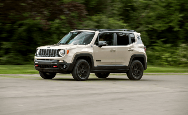 2017 Jeep Renegade Owners Manual and Concept