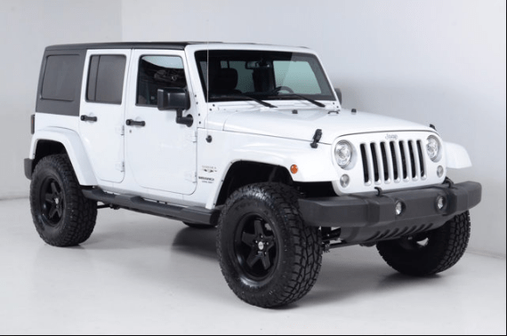 2017 Jeep Wrangler Unlimited Owners Manual