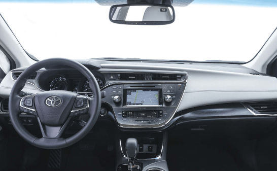 2017 Toyota Avalon Interior and Redesign