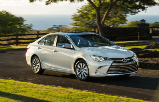2017 Toyota Camry Owners Manual and Concept