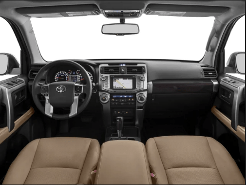 2018 Toyota 4Runner Interior and Redesign