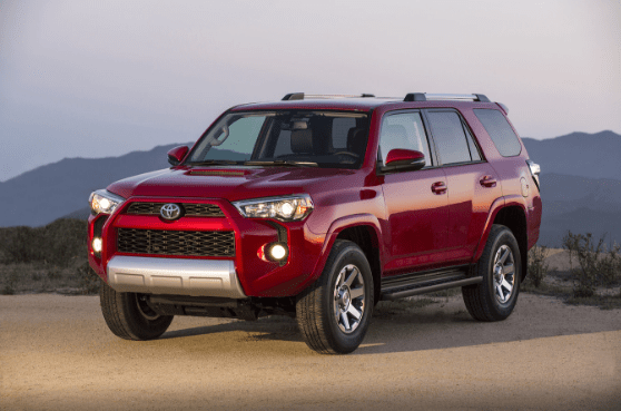 2018 Toyota 4Runner Owners Manual and Concept