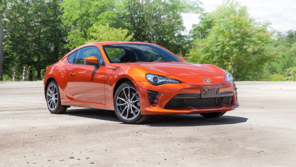 2018 Toyota 86 Owners Manual and Concept