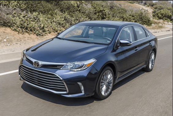 2018 Toyota Avalon Hybrid Owners Manual and Concept