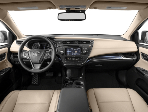 2018 Toyota Avalon Interior and Redesign