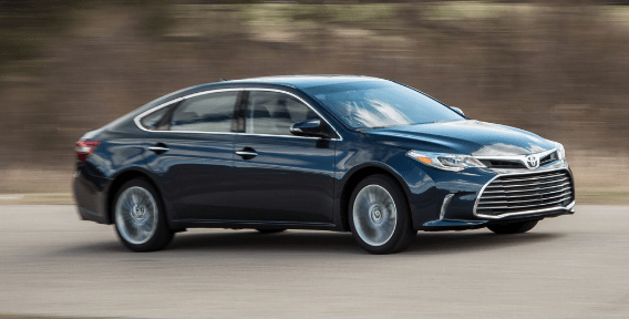 2018 Toyota Avalon Owners Manual and Concept
