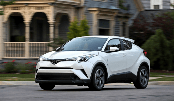 2018 Toyota C-HR Owners Manual and Concept