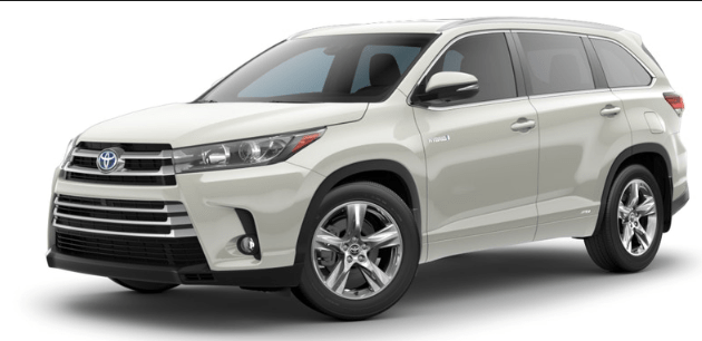 2018 Toyota Highlander Hybrid Owners Manual and Concept
