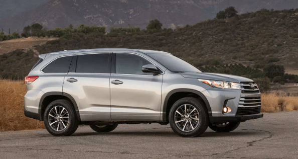 2018 Toyota Highlander Owners Manual and Concept