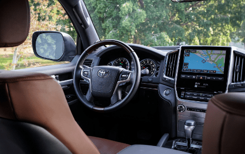2018 Toyota Land Cruiser Interior and Redesign