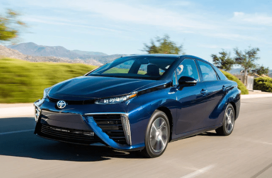 2018 Toyota Mirai Owners Manual and Concept