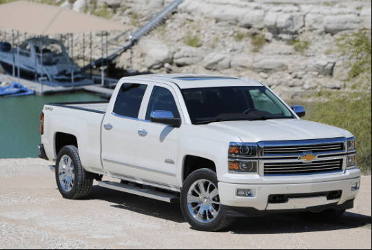 2015 Chevrolet Silverado 1500 Owners Manual and Concept