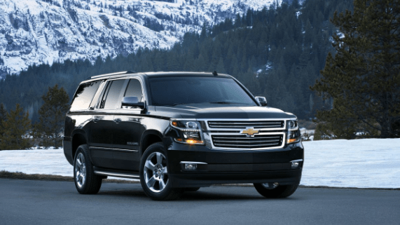 2015 Chevrolet Suburban Owners Manual and Concept