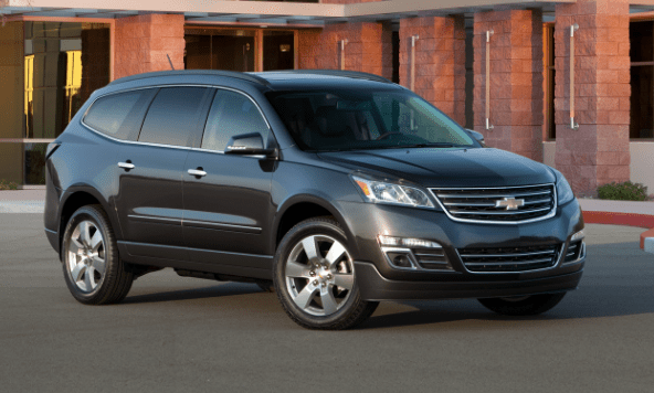 2015 Chevrolet Traverse Owners Manual and Concept