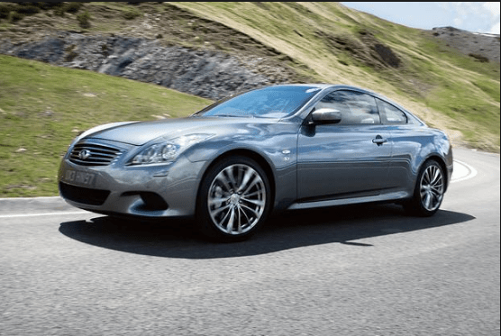 2015 Infiniti Q60 Owners Manual and Concept