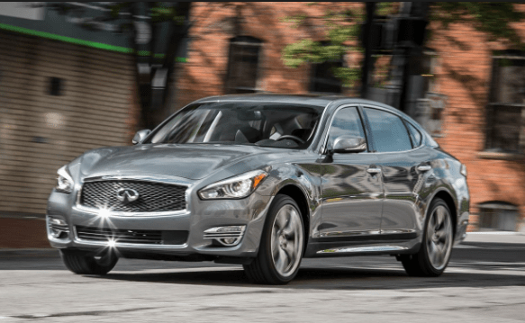 2015 Infiniti Q70L Owners Manual and Concept