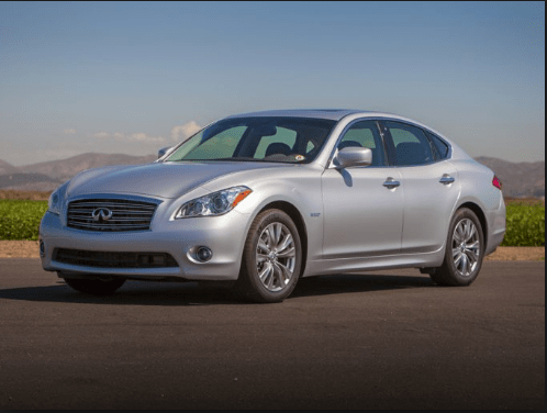2015 Infiniti Q70h Owners Manual and Concept