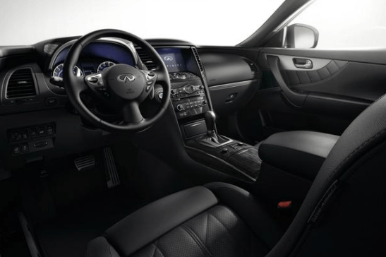 2015 Infiniti QX70 Interior and Redesign