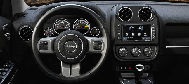 2015 Jeep Patriot Interior and Redesign