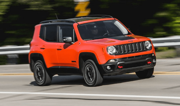 2015 Jeep Renegade Owners Manual and Concept